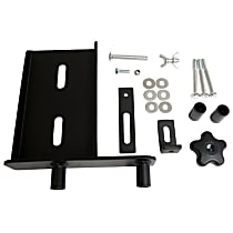 RT Off-Road RT26083 Jack Mount - Black, Steel, Direct Fit