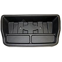 RT27016 Dash Panel - Black, Plastic, Direct Fit