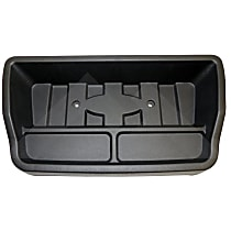 RT Off-Road RT27016 Dash Panel - Black, Plastic, Direct Fit