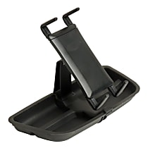 RT27059 Dash Panel Tray - Black, Steel, Plastic, Rubber, Direct Fit