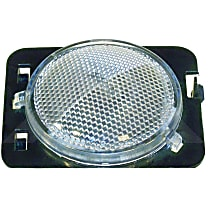 RT28024 Front, Driver Side Side Marker, Without bulb(s)