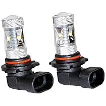 LED Bulb - Clear, Universal, Set of 2