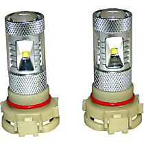 RT Off-Road RT28049 Fog Light Bulb - LED, Direct Fit, Set of 2