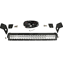 RT28091 LED Light Bar - Textured Black, Kit