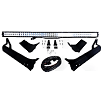 LED Light Bar Windshield Bracket