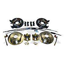 RT Off-Road RT31006 Brake Conversion Kit - Direct Fit, Kit