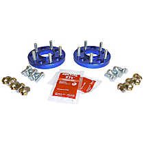 RT32015 Wheel Spacer - Blue, Aluminum and Steel, Direct Fit, Sold individually