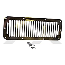 RT Off-Road RT34014 Hood Vent - Polished, Stainless Steel, Direct Fit