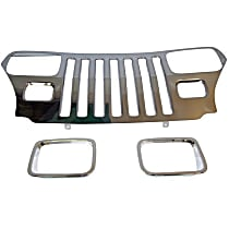 RT34045 Grille, Polished