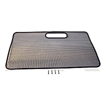 RT Off-Road RT34050 Grille Screen - Polished, Stainless Steel, Direct Fit