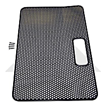 RT Off-Road RT34085 Grille Screen - Black, Metal, Direct Fit