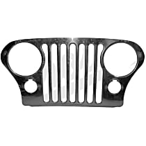 RT34086 Grille, Polished