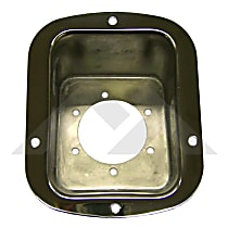 RT Off-Road RT34089 Fuel Filler Neck Protector - Direct Fit, Sold individually