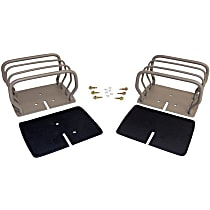 RT Off-Road Euro Tail Light Guard, Metal, Set of 2