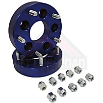 RT32002 Wheel Adapter - Aluminum, Direct Fit