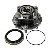 Front, Driver or Passenger Side Wheel Hub & Bearing Assembly For 4WD/4x4
