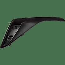 Rear Driver Side Bumper Reflector Cover, Textured Black, Turkey Built Vehicles