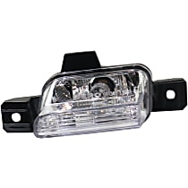 Replacement Back Up Light - RV73130001 - Passenger Side, Direct Fit
