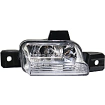 Replacement Back Up Light - RV73130002 - Driver Side, Direct Fit