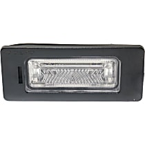 License Plate Light - Direct Fit, Sold individually Driver or Passenger Side