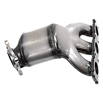Catalytic Converter - Driver Side, 3.2 Liter Engine