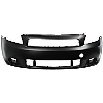 Front Bumper Cover, Primed - 2005-2010 Scion tC, CAPA CERTIFIED