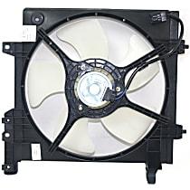 Radiator Fan - Driver Side, 2.5L Engine