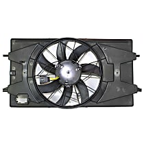 OE Replacement Radiator Fan - Fits 2.2L/2.4L Non-Turbo