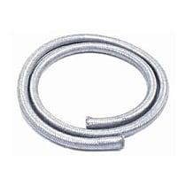 29304 Fuel Line - Rubber with braided stainless steel cover, Universal, Sold individually