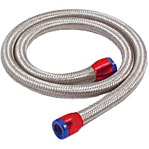 29390 Fuel Line - Rubber with braided stainless steel cover, Universal, Kit