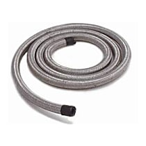 29406 Fuel Line - Rubber with braided stainless steel cover, Universal, Sold individually