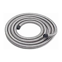 29410 Fuel Line - Rubber with braided stainless steel cover, Universal, Sold individually