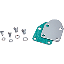 Spectre 42463 Fuel Pump Block-Off Plate - Direct Fit