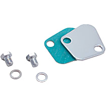 Spectre 42473 Fuel Pump Block-Off Plate - Direct Fit