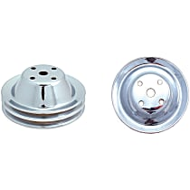 4418 Water Pump Pulley - Steel, Direct Fit, Sold individually