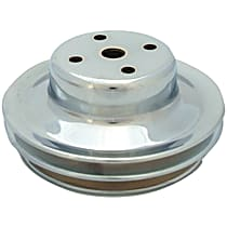 4498 Water Pump Pulley - Steel, Direct Fit, Sold individually