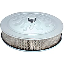 4758 Air Cleaner Assembly - Universal, Assembly