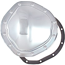 Spectre 6076 Differential Cover - Chrome, Steel, Direct Fit, Sold individually