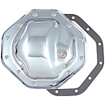 Spectre 6089 Differential Cover - Chrome, Steel, Direct Fit, Sold individually