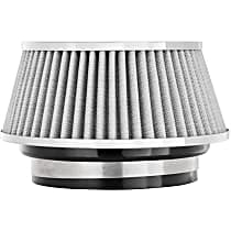 8168 Universal Air Filter - White, Cotton Gauze, Washable, Universal, Sold individually