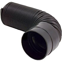 Intake Tube - Black, May Require Minor Modification, Sold individually