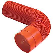 8742 Intake Tube - Red, May Require Minor Modification, Sold individually