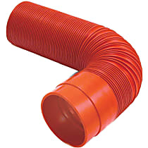 Spectre 8742 Intake Tube - Red, May Require Minor Modification, Sold individually