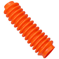 Skyjacker B10OG Shock and Strut Boot - Orange, Shock boot, Universal, Sold individually