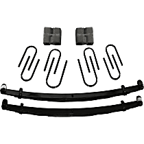 C125AK Suspension Lift Kit - Standard Series 2.5 in. Lift, Kit