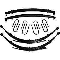 C125AKS Suspension Lift Kit - Basic Lift Kit Series 2.5 in. Lift, Kit