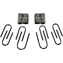 C125C Suspension Lift Kit - Standard Series 2.5 in. Lift, Kit