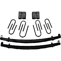 C125CK Suspension Lift Kit - Standard Series 2.5 in. Lift, Kit