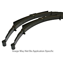 CR26 Rear, Driver and Passenger Side Leaf Spring, Set of 2