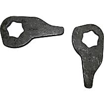 Skyjacker D201KE Leveling Kit - Steel, Direct Fit, Set of 2